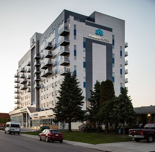 Pomeroy Hotel Fort McMurray