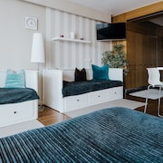 Luxury Apartman on the Beach With Lake View