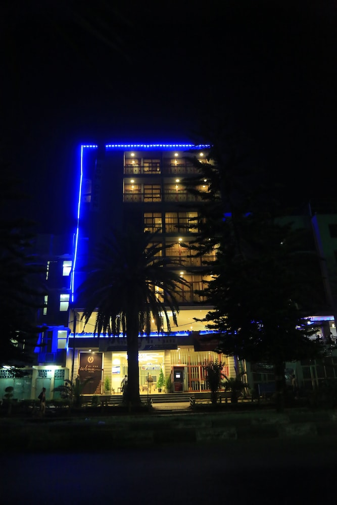 Front of Property - Evening/Night, Wynn Hotel - Bahir Dar