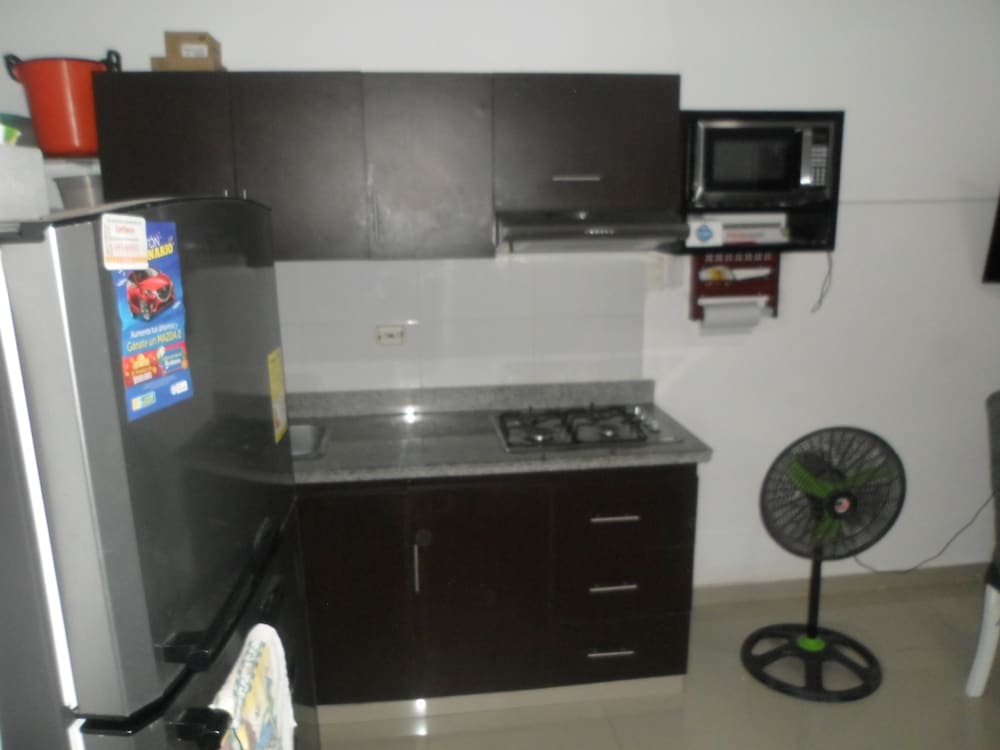 Private Kitchenette, Cardenas Trust