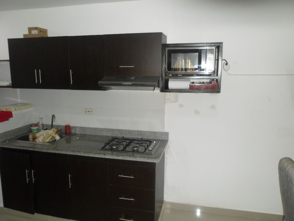 Shared Kitchen, Cardenas Trust