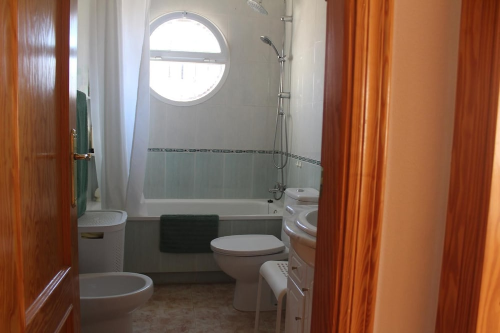Bathroom, Playa Flamenca, 2 Bedroom Bungalow With Communal Pool