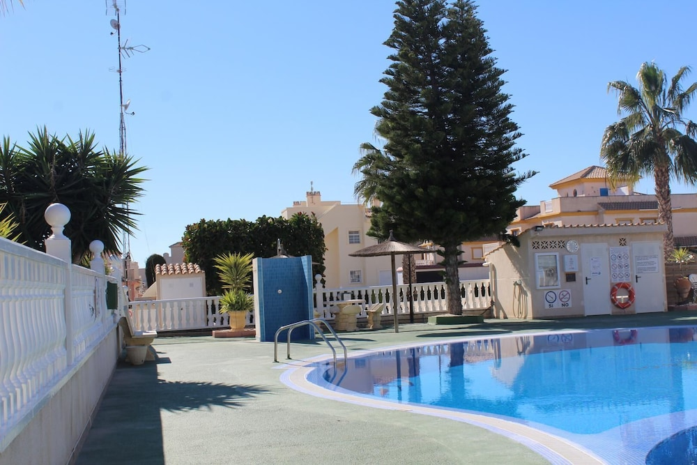 Pool, Playa Flamenca, 2 Bedroom Bungalow With Communal Pool