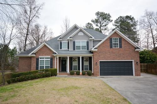 Masters Rental House 9 Miles From the Augusta National Golf Club