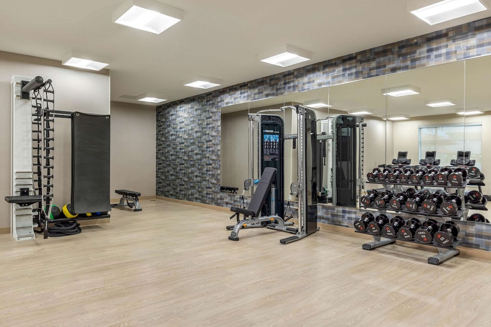 Fitness Facility, Cambria Hotel Milwaukee Downtown