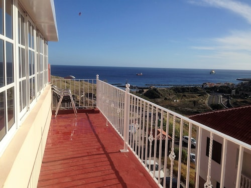 Apartment Overlooking the sea 1 km From Las Teresitas and San Andres