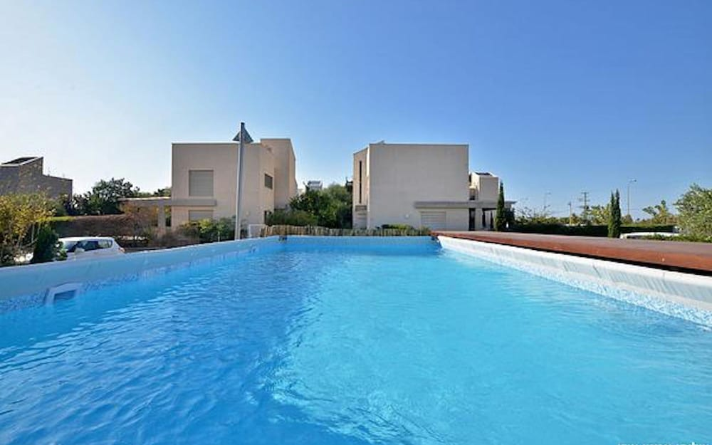 Pool, Mi Alma Villa - Amazing Villa, 150m From the Beach, Pool, Jacuzzi, BBQ etc