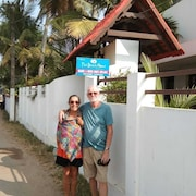 THE Beach Home, Serviced Villa,alleppey Beach
