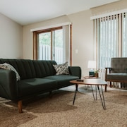 Family Friendly Cul-de-sac Home With a Mid Century Mod Design