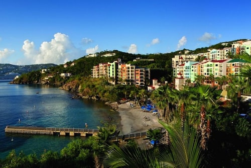 Beautiful Marriott's Frenchmans Cove in St. Thomas Usvi