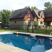 With Salt Water Pool, Between Village And Mohonk Sits This 5br 3bath Custom Home