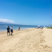 NEW Listing!beautiful Lahaina Private Beach House Walk to Lahainatown & Hot Tub