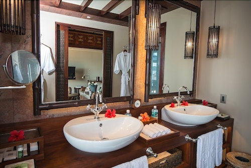 Bathroom Sink, The Pristine Villas and Bungalows at Palau Pacific Resort