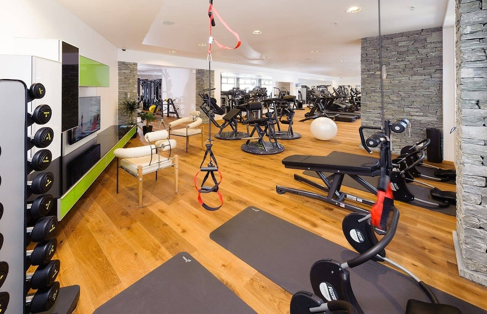 Fitness Studio, Hotel Heimatlodge