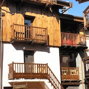 Self Catered Chalet in Traditional, 3 Valleys Mountain Village