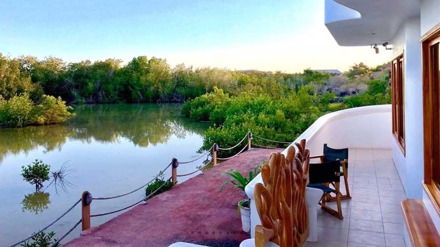 Blue Heron Galapagos Villa