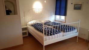 3 Schlafzimmer, schallisolierte Zimmer, kostenloses WLAN