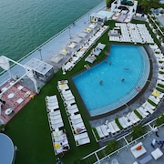 Suite 2rooms 5hotel - Bay View - Pool w Dj#1220