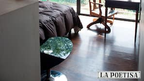 1 bedroom, iron/ironing board