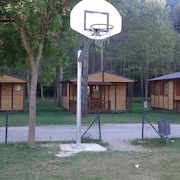 Basketballfeld