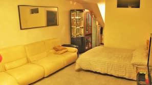 1 bedroom, free Internet