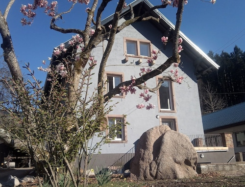 The Hohneck Villa for 15 Pers, 7 Bedrooms, 4 Bathrooms, Sauna, Wifi, Petanque
