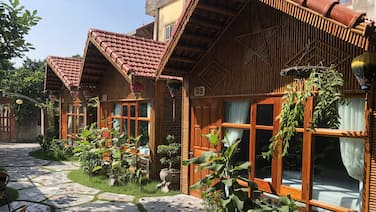 Bungalow with garden view 5 min to Tam Coc and many shop, restaurant...