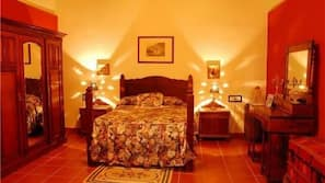 5 bedrooms, bed sheets, wheelchair access