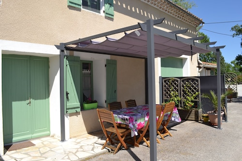 Sharecropper's Cottage Between Carcassonne and Castelnaudary With Heated Pool