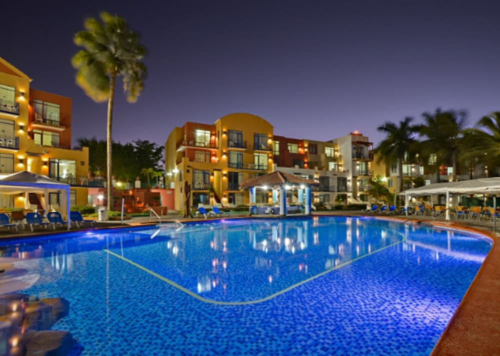 Beautiful El Cid Marina Resort Access