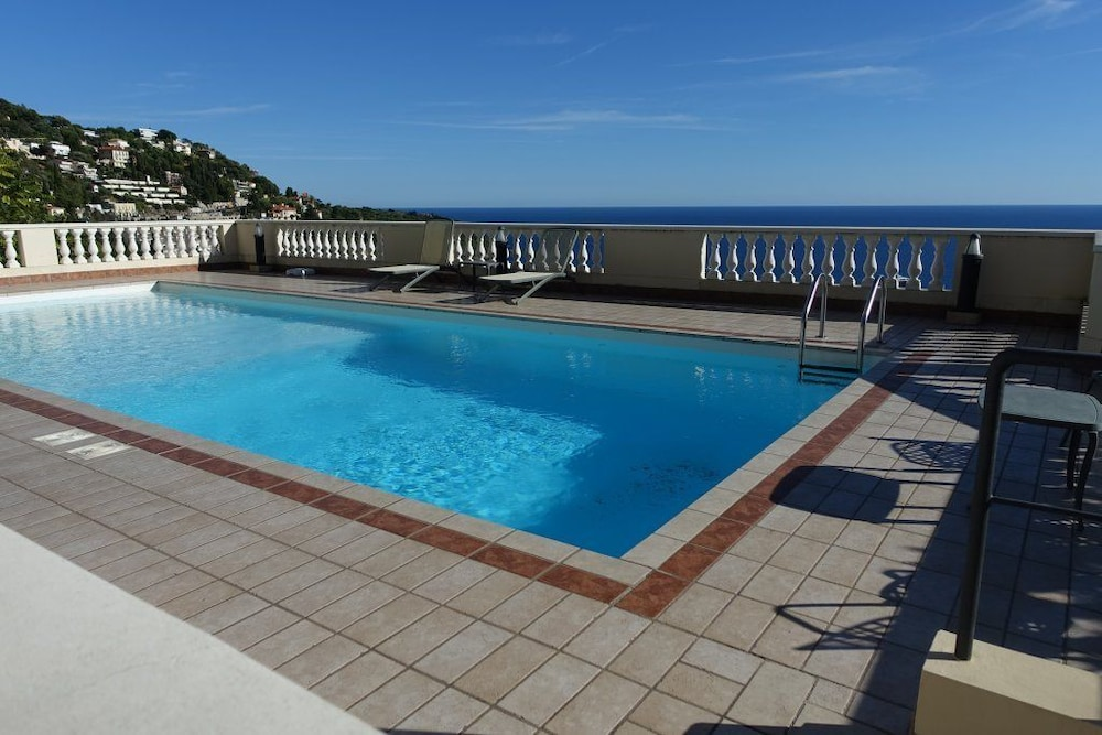 Near Monaco - Apartment 2 Rooms With Terrace, Garage AND Swimming ...