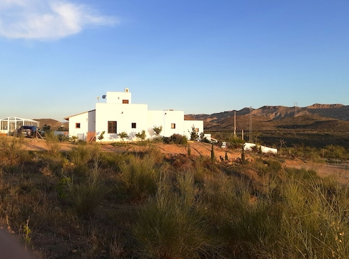 Cortijo Via Verde, Superb Compound 30 Mins From Cabo de Gata, Close to Circuito