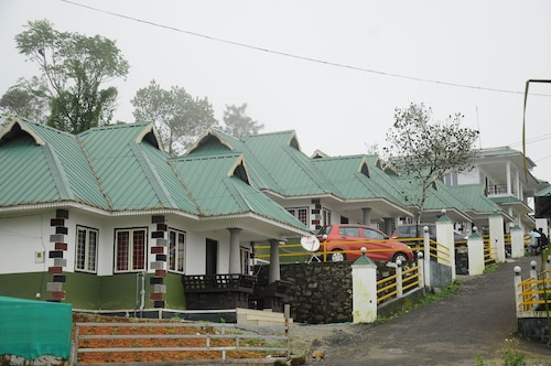 Green Valley Tea House Vagamon