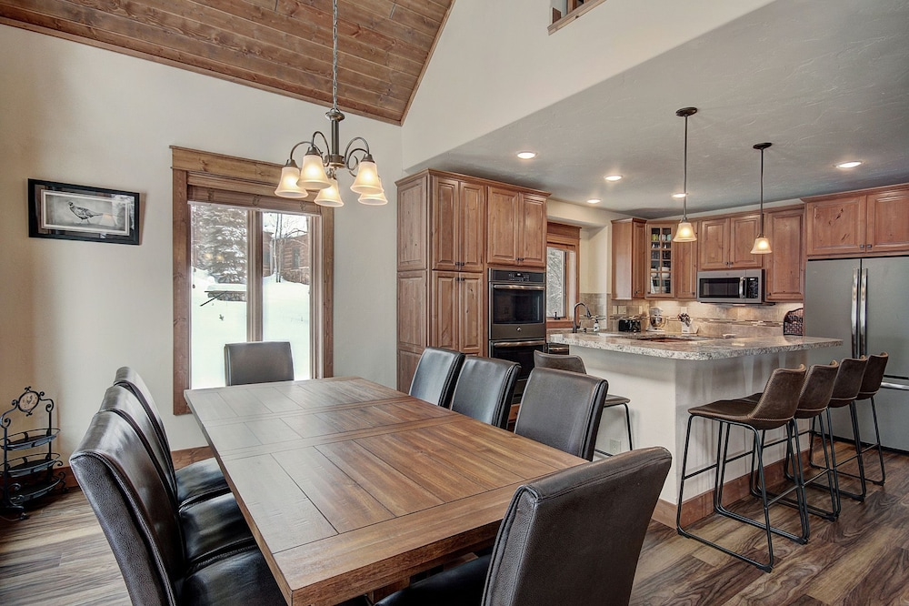Private Kitchen, Keystone Resort Lodge 661, Heated Garage, Private Laundry, 5 Bedroom by Summitcove Lodging