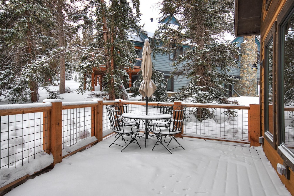 Balcony, Keystone Resort Lodge 661, Heated Garage, Private Laundry, 5 Bedroom by Summitcove Lodging