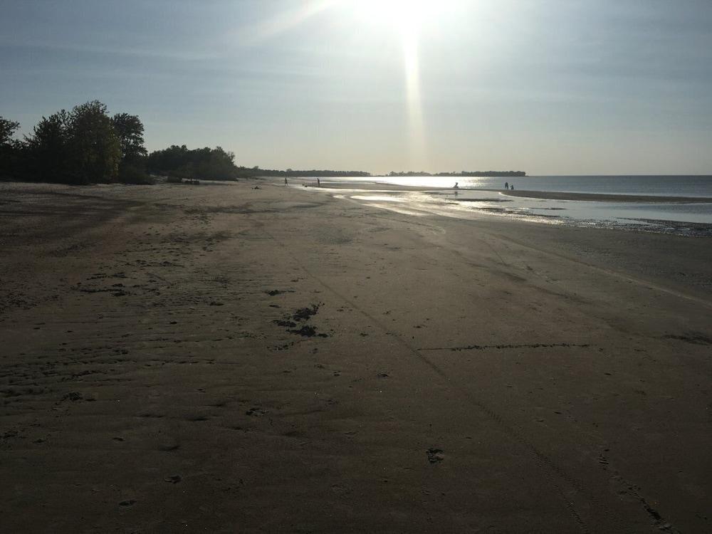 Classa RV, Boondocking Freestyle at the Nude Beach