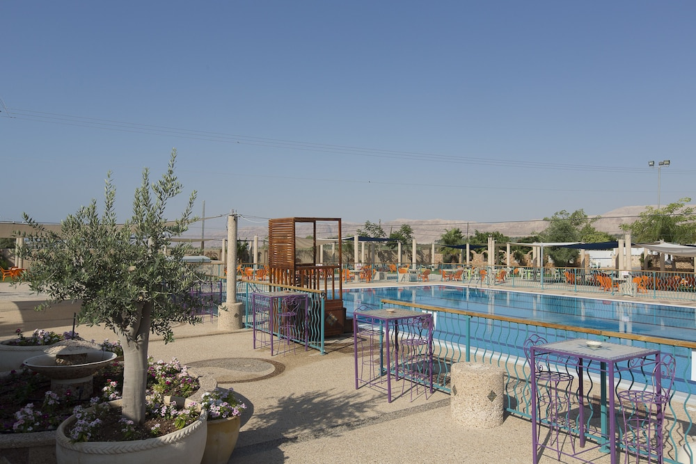 Pool, Biankini Village Resort Dead Sea