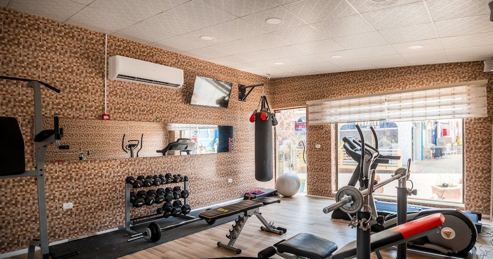 Gym, Biankini Village Resort Dead Sea