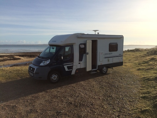 For Hire 4 Berth Motorhome