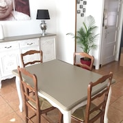 Apartment With 2 Bedrooms in Perpignan, With Wonderful Mountain View, Furnished Balcony and Wifi - 13 km From the Beach