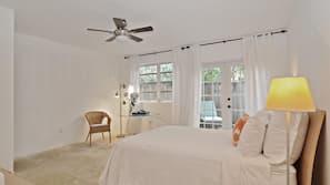 6 bedrooms, in-room safe