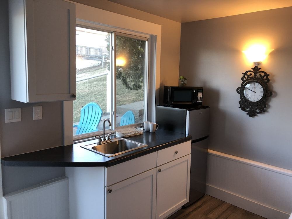 Private Kitchen, Alexanders Landing