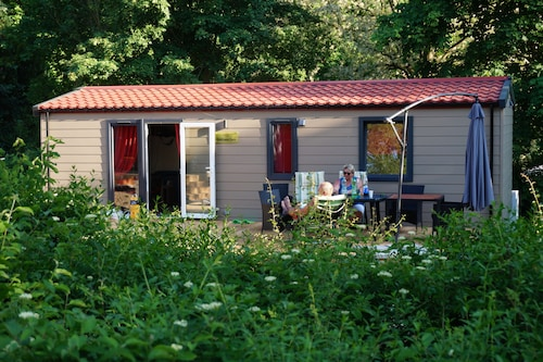 Holidays in the Spreewald- Our Lovingly Designed Mobile Homes Comfort