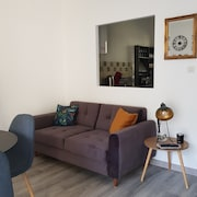 Furnished Studio 35m² Classified 3 Stars in Small Quiet Residence