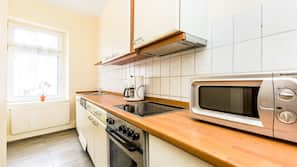 Kühlschrank, Mikrowelle