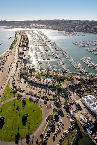 Waterfront Suite on San Diego's Shelter Island