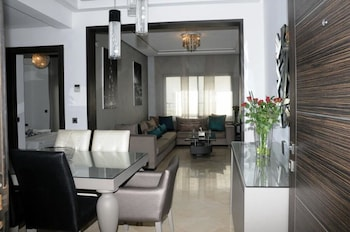 Appartement Luxueux Urban Maarif