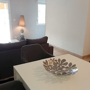 Apartment With one Bedroom in Saint-girons, With Enclosed Garden - 30 km From the Slopes