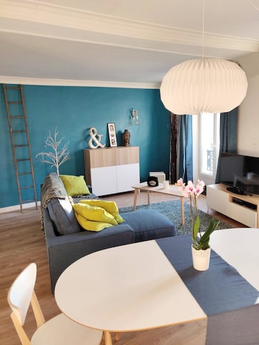 Apartment With one Bedroom in Crécy-la-chapelle, With Wonderful City View and Wifi
