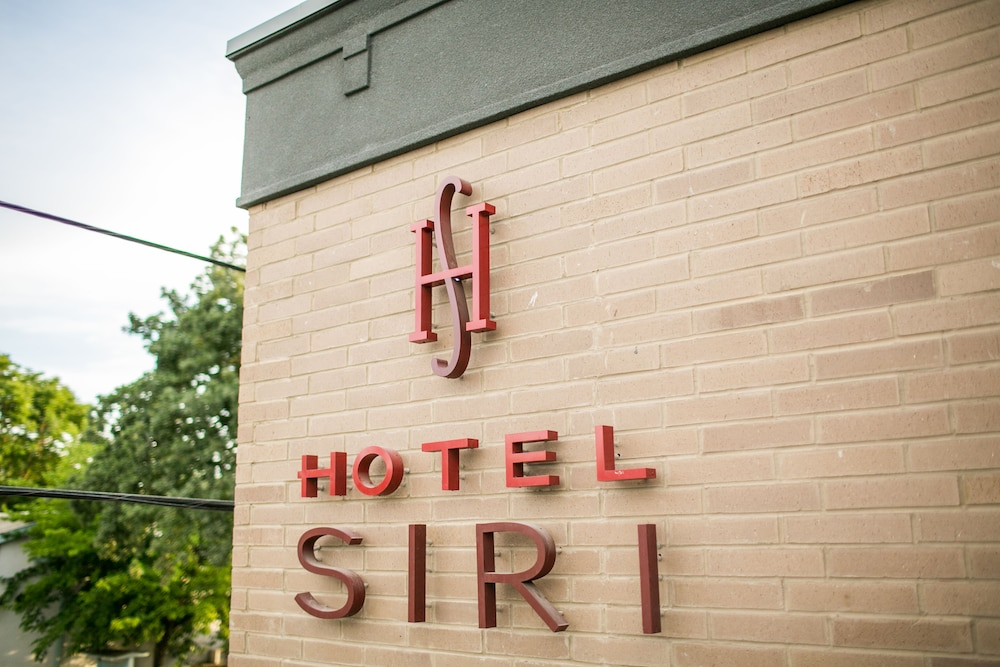 Building design, Hotel Siri Downtown - Paso Robles